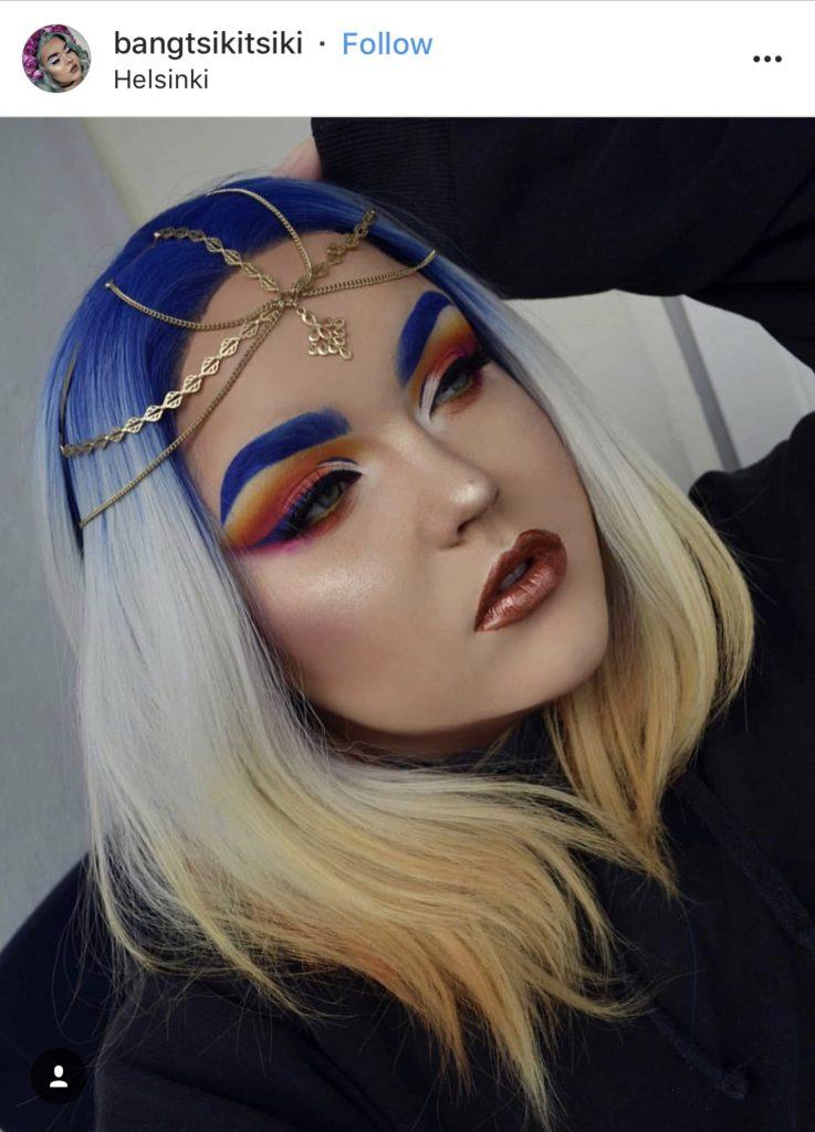 carnival makeup ideas