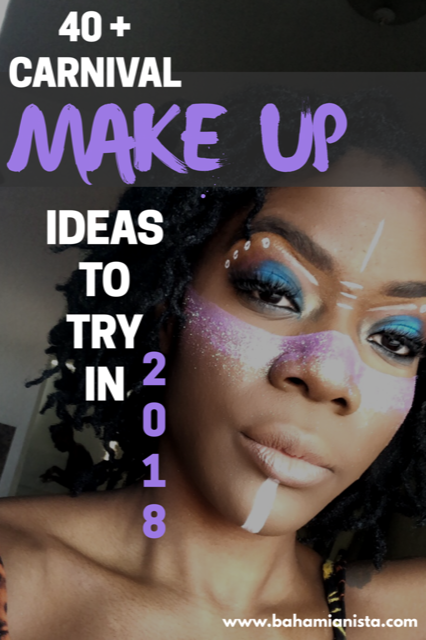 carnival make up ideas 2018