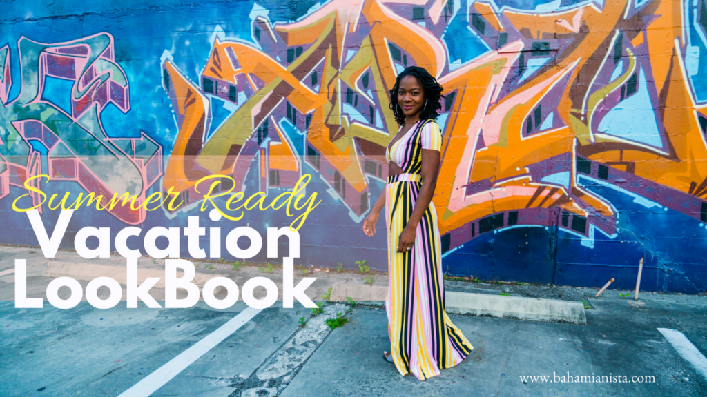 summer ready vacation lookbook