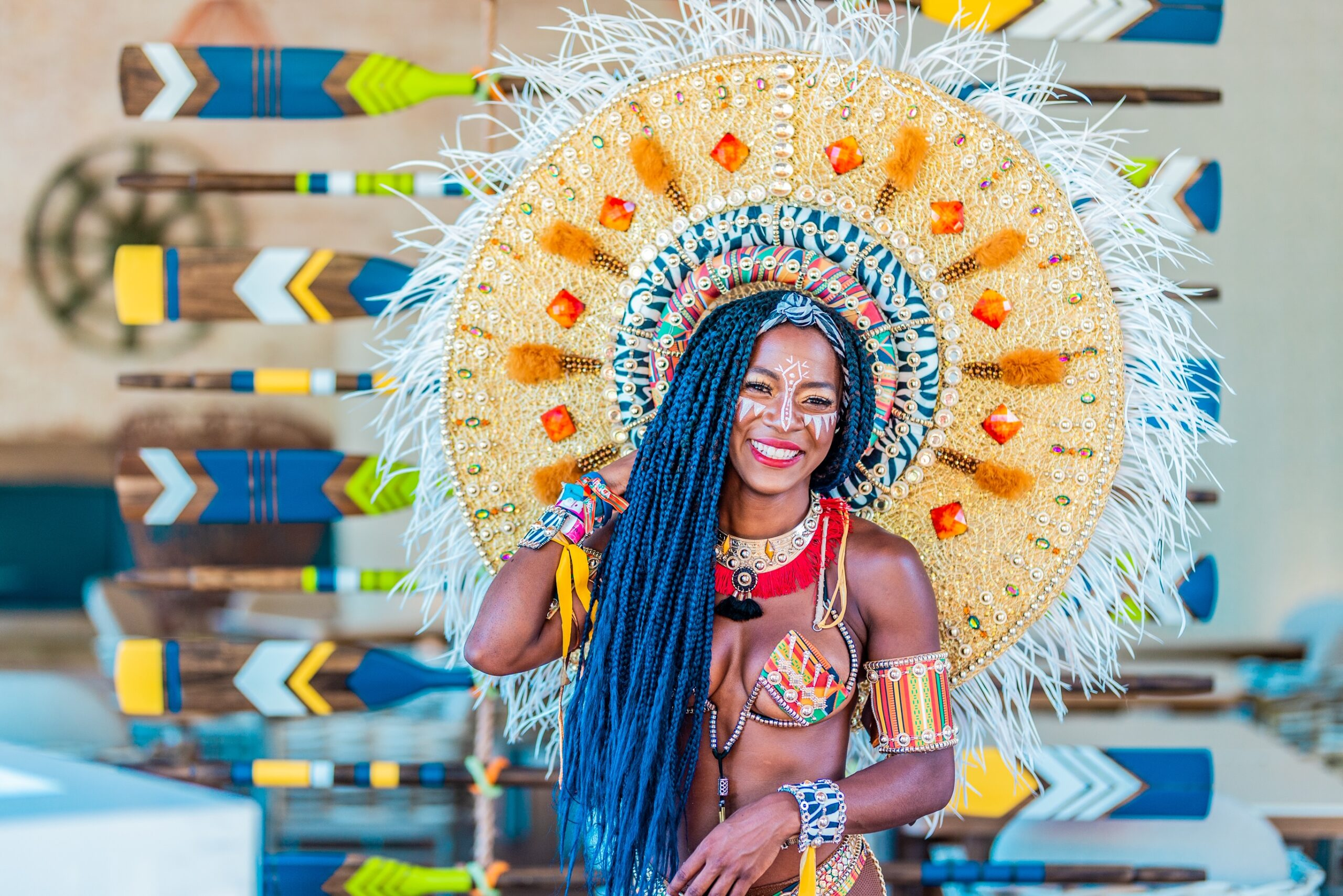 Bahamianista at Carnival
